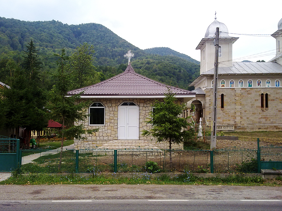 Parohia Sf Gheorghe – Harja